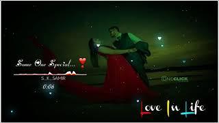 TERE BIN LAMHA KHALI SA LAGTA HAI_&_Love_Mashup_AVEE_PLYAR_new_watsapp Status S_K_SAMIR