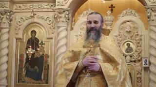 Цель жизни - проповедь протоиерея Александра Захарова