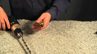 Carpet Cutter and Drill Guide | CablePrep