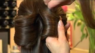 Jak upiąć kokardę z włosów