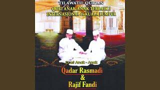 Qadar Rasmadi, Rajif Fandi An Nashr (1-3)
