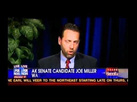 Joe Miller Victory Interview 9-1-2010 9-29PM Republican Senate Race in AK.flv