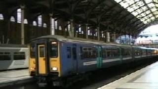 London - Buses Trains & Trams - June 2010