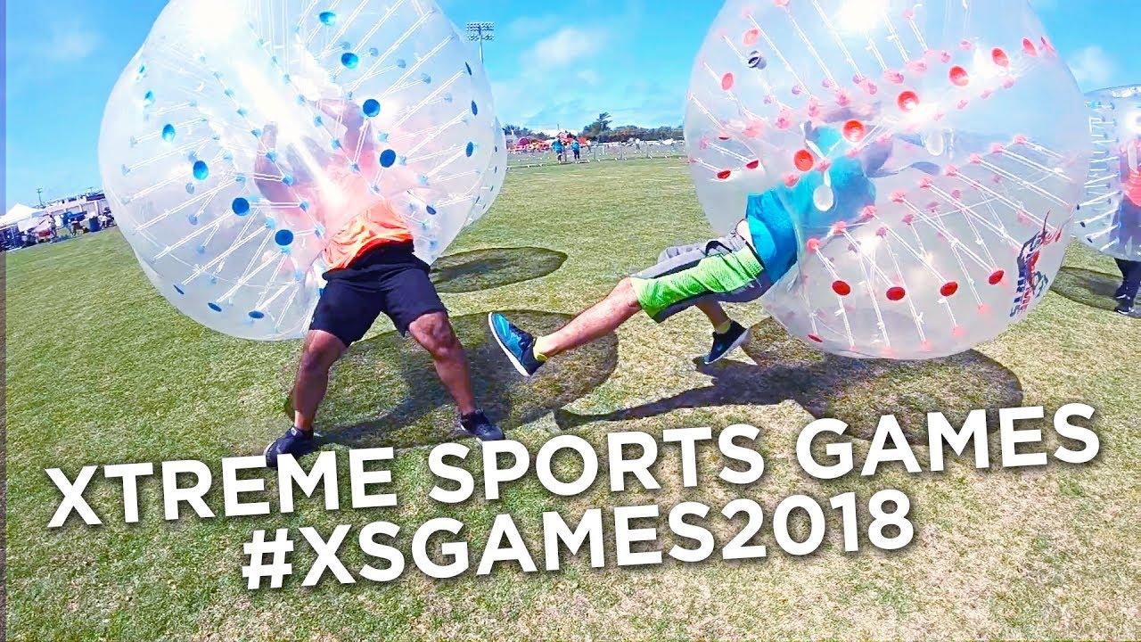 XTREME SPORTS GAMES 2018 - YouTube
