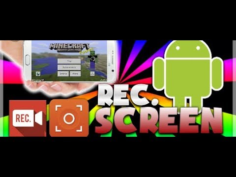 How to record your android phone screen!!Without root!!!