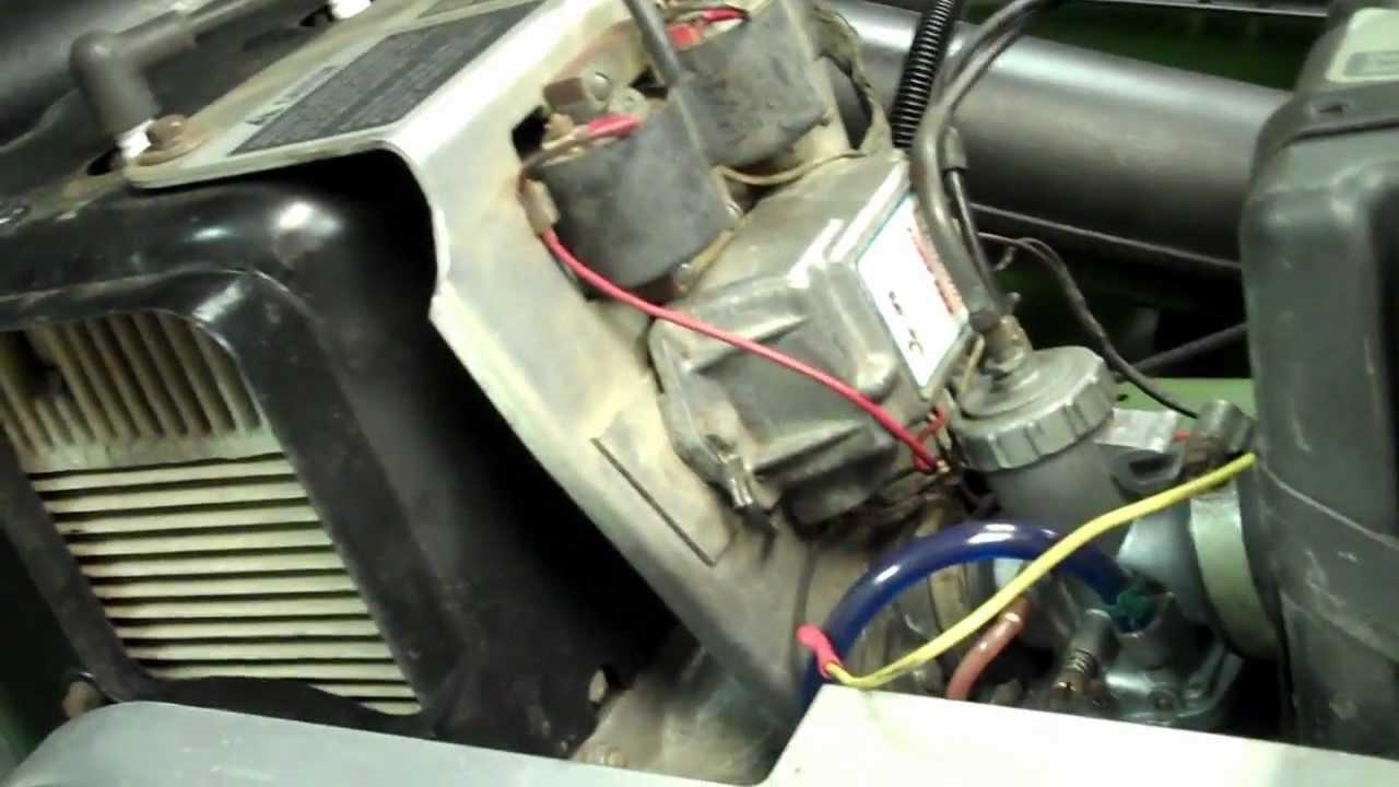 1977 John Deere 440 Cyclone snowmobile Restoration - YouTube