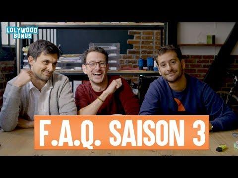 F.A.Q. Saison 3