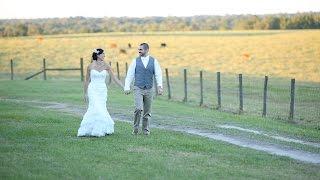Santa Fe River Ranch   Alachua   Gainesville Wedding Videographer