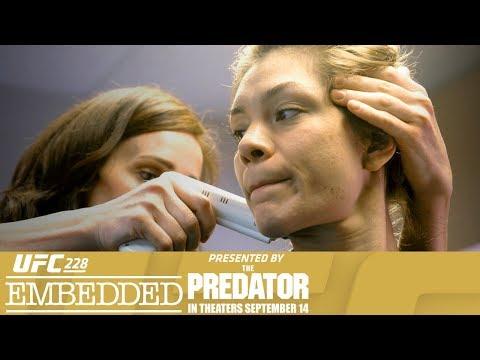 UFC 228 Embedded: Vlog Series - Episode 2
