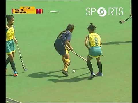23rd Nehru Girls Hockey - 2016 EP 1