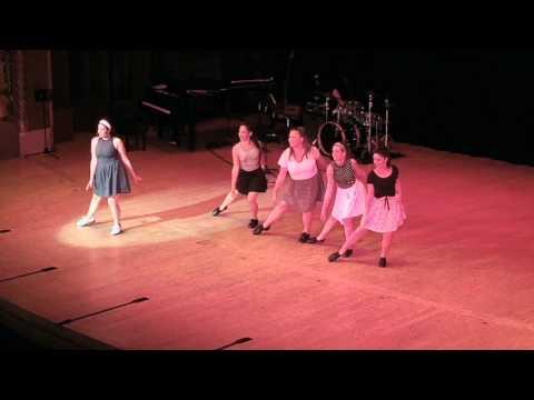 Postmodern Jukebox 'Burn' - Shelby Kaufman and GLYDE Tap Dance