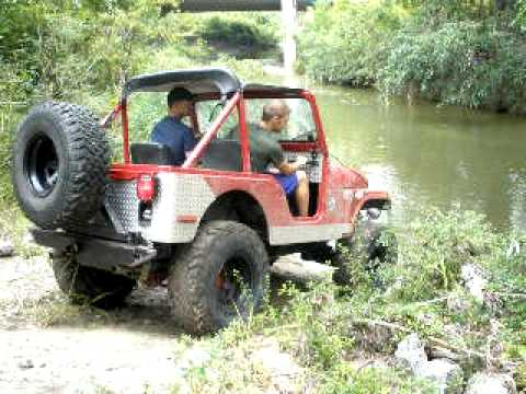 78 Jeep CJ5 - YouTube