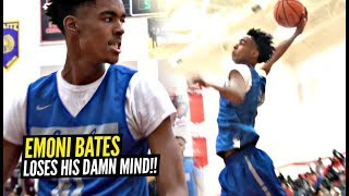 Emoni Bates Has Lost His Damn MIND!! Scores In EVERY Way POSSIBLE!! Simon Wheeler Is NICE!