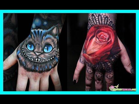 Tatuajes En Las Manos Para Hombres Tatuajes En Las Manos Para