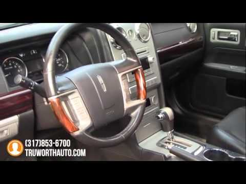 2006 Lincoln Zephyr Indianapolis In P5736 Youtube