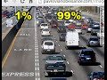 AGENDA 21 MEGACITIES LOS ANGELES: TOLL LANES ARE DESIGNED TO FORCE YOU OUT OF YOUR CAR
