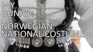 Norwegian Fashion - Bunad