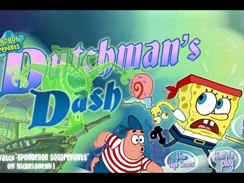 Spongebobs Game Dutchmans Dash