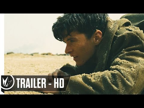 Dunkirk Official Trailer #2 (2017) Tom Hardy, Cillian Murphy, Mark Rylance -- Regal Cinemas [HD]
