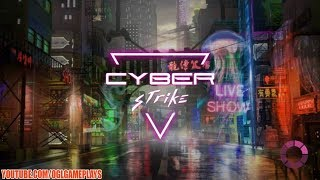 Cyber Strike - Infinite Runner Android iOS Gameplay (By The Dust)