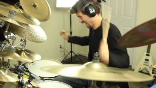 """Drumming """"Still Into You"""" by Paramore - Harry Miree"""