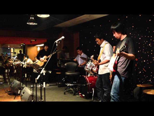 The Pilgrim' Fragment - Galactic Funk ( Live @ Midori Wahid Hasyim, Jakarta ) Travel Video