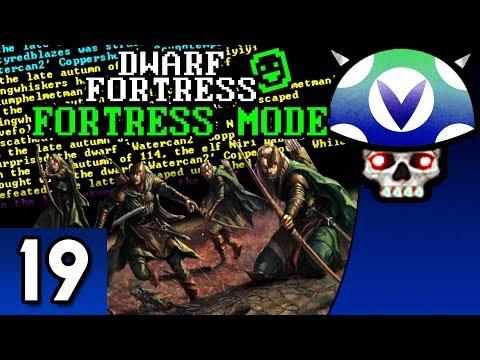 [Vinesauce] Joel - Dwarf Fortress 0.44.03 Update! ( Fortress Mode ) ( Part 19 )