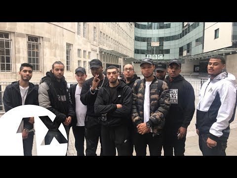 Wolverhampton Team Takeover With DJ Target