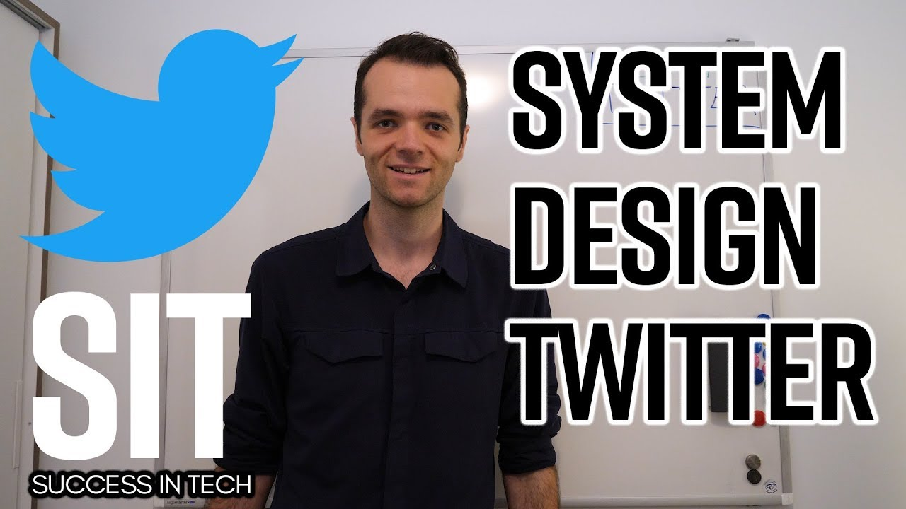System Design How To Design Twitter Interview Question At Facebook Google Microsoft Youtube