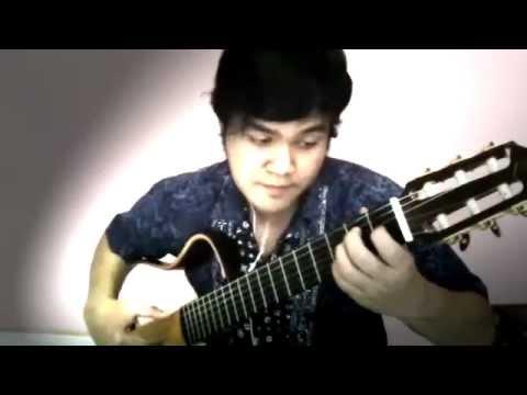 Cakra Khan - Harus Terpisah (Solo Guitar) w/TAB