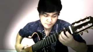 Cakra Khan - Harus Terpisah (Solo Guitar) w/TAB Mp3