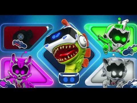 גודזילה נגד החתולים הסמוראים - Playroom VR