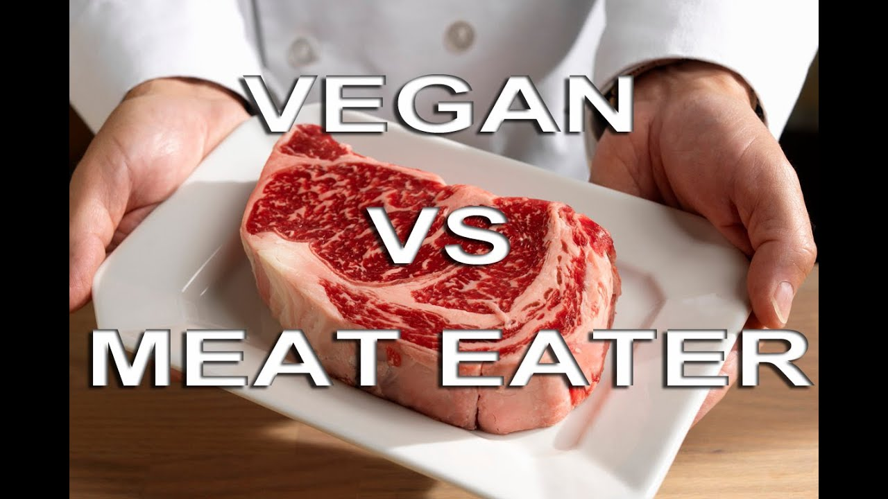vegetarian vs meat eaters essay Persuasive essay: is vegetarianism a healthier way of into meat eaters and non a lot of benefits in consuming vegetarian products and abandoning meat.