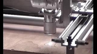 5W laser engraver test