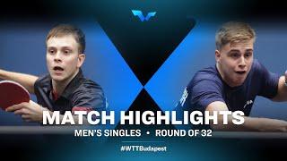 Vladimir Sodorenko vs Truls Moregard | WTT Contender Budapest 2021 (R32)