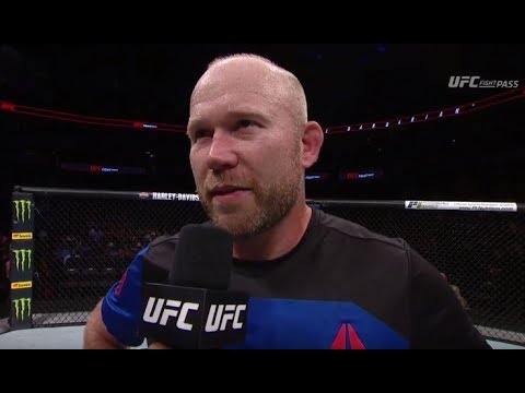 Thumbnail: Fight Night Oklahoma City: Tim Boetsch Octagon Interview
