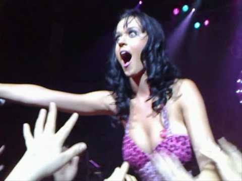 Katy Perry Melbourne Concert End