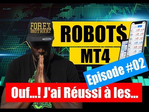 Robot forex trading gratuit