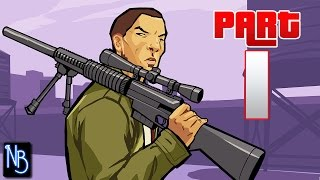 Grand Theft Auto Chinatown Wars Walkthrough Part 1 No Commentary (PSP)
