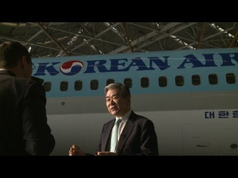 Korean Air getting into the low-cost game