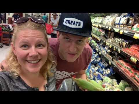 Groceries and Balance