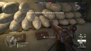 Biggest explosion on battlefield 1!
