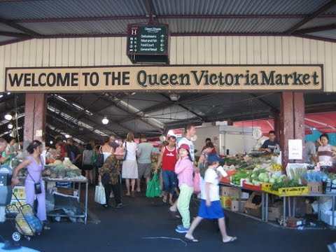 In Focus: Queen Victoria Market - Melbourne