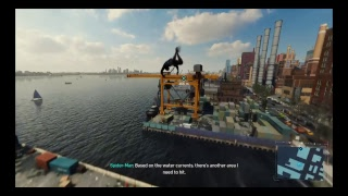 Spiderman Gameplay 5