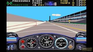 Indianapolis 500 (Amiga) - a Playguide and Review - by LemonAmiga.com