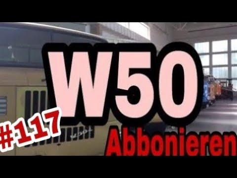 IFA W50 /L60 ALLE NEU STEHEN IN LUDWIGSFELDE 2018