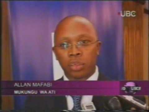 ATI (AFRICAN TRADE INSURANCE AGENCY) - UBC EVENING NEWS BULLETIN - UGANDA OFFICE LAUNCH
