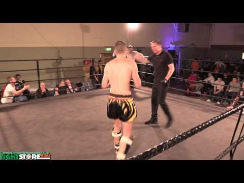 Jay Counsel vs Sean Cahill - Warrior FC 7