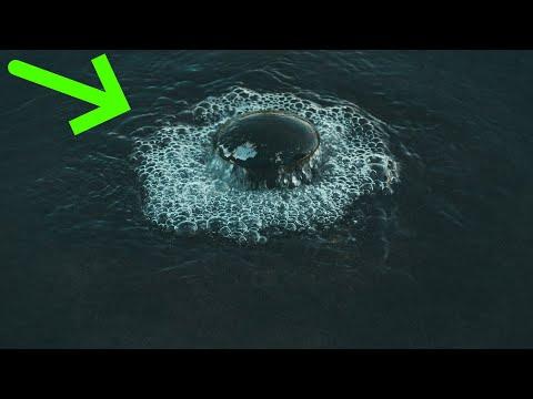 Раскрыта тайна странных звуков, которые доносились из недр Земли (2020)