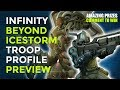Infinity Beyond Week: Beyond Icestorm Troop Profile Preview